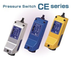 ACT Pressure Switch CE Series