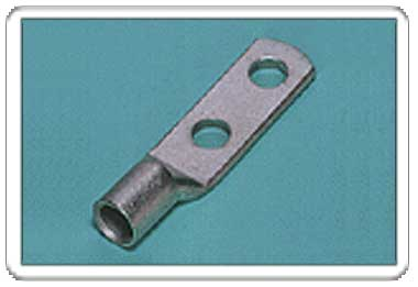 Copper Tubular Lugs (Two-holes)